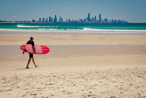 Currumbin Beach, Queensland, Australia