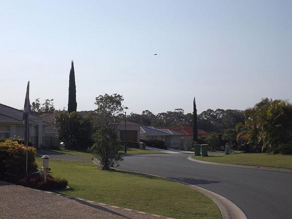 Asperia Street in Reedy Creek, Queensland