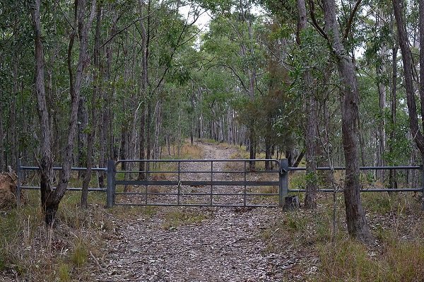 Old Gate, Mount Nathan Queensland