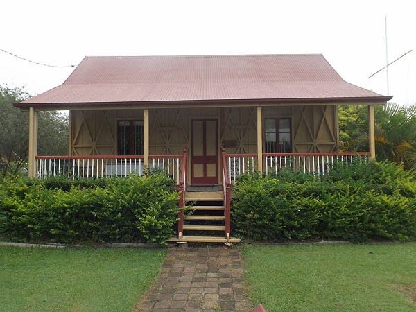 Schmidt Farmhouse, Worongary, Queensland